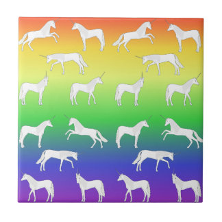Unicorn selection tile