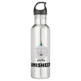 Unicorn Sheep Unisheep Z4txe 710 Ml Water Bottle