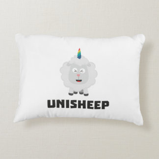 Unicorn Sheep Unisheep Z4txe Accent Pillow