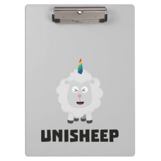 Unicorn Sheep Unisheep Z4txe Clipboard