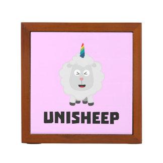 Unicorn Sheep Unisheep Z4txe Desk Organizer
