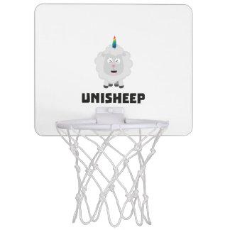 Unicorn Sheep Unisheep Z4txe Mini Basketball Hoop