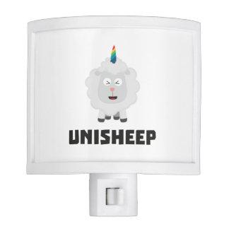 Unicorn Sheep Unisheep Z4txe Nite Light