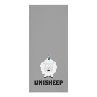 Unicorn Sheep Unisheep Z4txe Rack Card