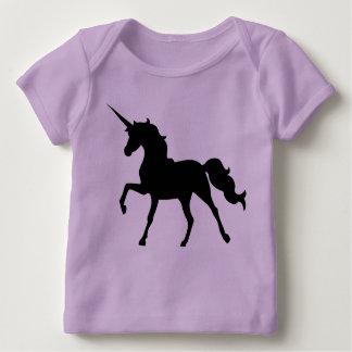 Unicorn Silhouette Baby T-Shirt