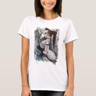 Unicorn Skull Masquerade T-Shirt