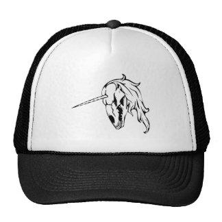 Unicorn Skull Trucker Hat