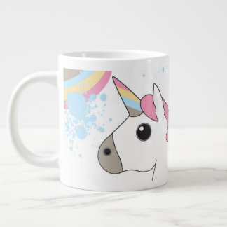 Unicorn Splash Large Coffee Mug