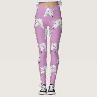 Unicorn Spring Lavender Explosion! Leggings