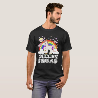 Unicorn Squad Enchanted Rainbow T-Shirt