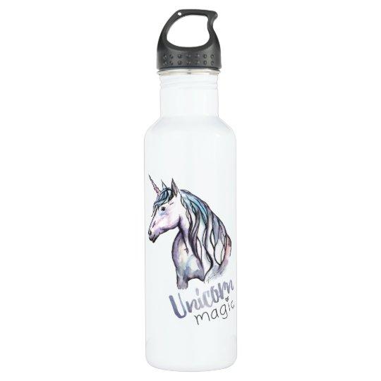 Unicorn Stainless Steel Water Bottle (24 oz)
