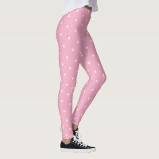 Unicorn Style Pink Yoga Pants