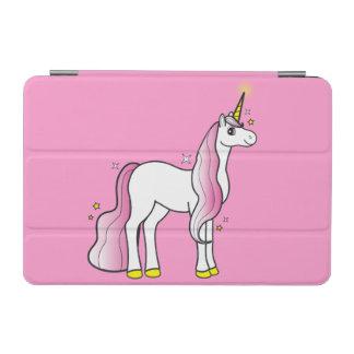 Unicorn Surrounded by Stars iPad Mini Cover