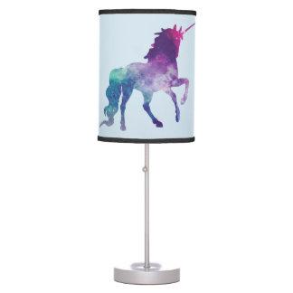 unicorn table lamp