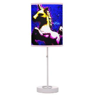 Unicorn Table Lamp Light (Punk Cupcake)