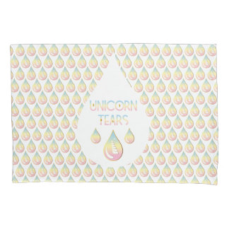 Unicorn Tears Pillow Case