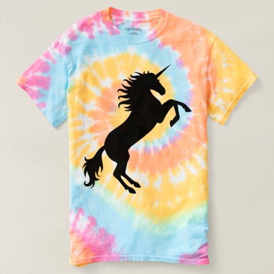 Unicorn Tie Dye T-shirt