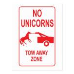 Unicorn Tow Away Zone