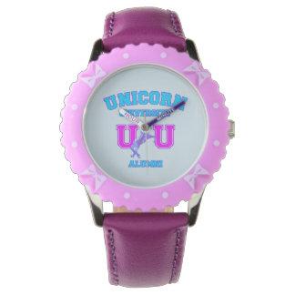Unicorn University Watch