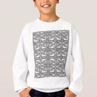 Unicorn Victorian Lace Sweatshirt