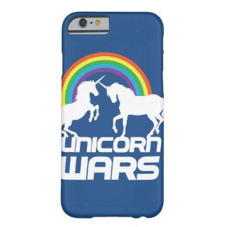 Unicorn Wars With Rainbow iPhone Case