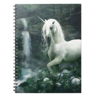 Unicorn Waterfall Notebooks