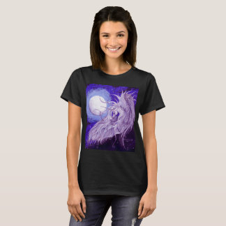 Unicorn with Moon T-Shirt