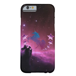 Unicorn with stars barely there iPhone 6 case