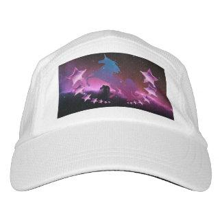 Unicorn with stars hat