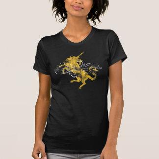 Unicorn Women's Dark Shirt