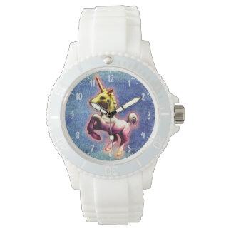 Unicorn Wrist Watch | Galaxy Shimmer