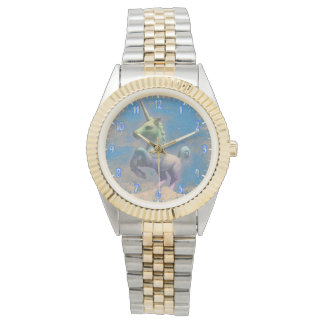 Unicorn Wrist Watch | Sandy Blue