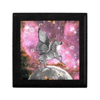 Unicorn Zebra Pegasus Gift Box