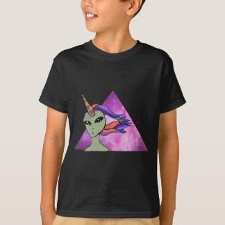Unicornio Alien T-Shirt