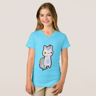 Unicornio Kawaii T-Shirt