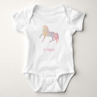 Unicornios obsession baby bodysuit