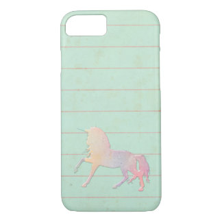 Unicornios obsession iPhone 8/7 case