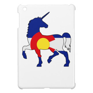 Unicorns and Colorado! iPad Mini Cover