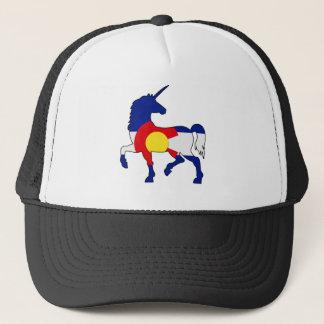 Unicorns and Colorado! Trucker Hat
