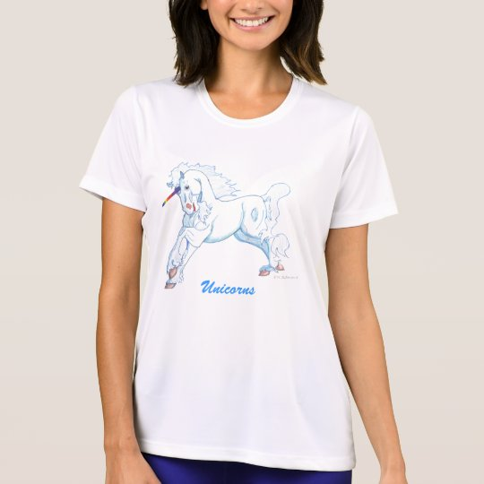 Unicorns, I Dare to Believe Shirt