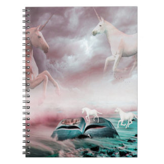 Unicorns Notebook