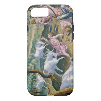 Unicorns on the Banks of the Indus, Hunted by Perm iPhone 7 Case