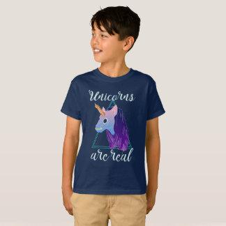 Unicorns ploughs Real T-Shirt