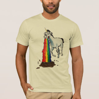 Unicorns Puke Rainbows T-Shirt