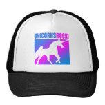 Unicorns Rock #4 Hats
