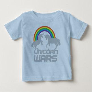 Unicorns Wars With Rainbow Baby T-Shirt