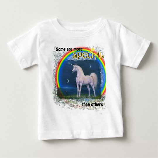 UnicornTshirt Baby T-Shirt