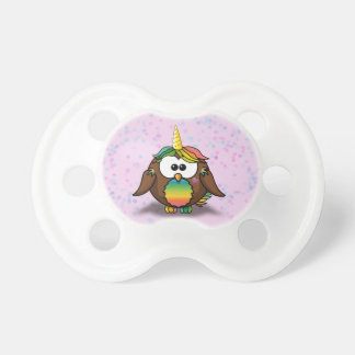 unicowl baby pacifier