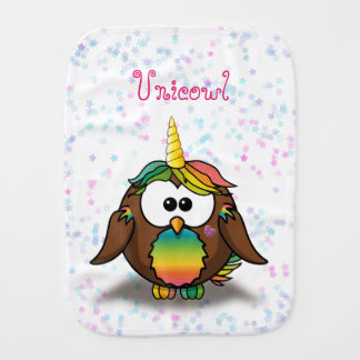 unicowl burp cloth