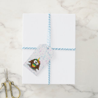 unicowl pack of gift tags